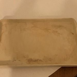 Pampered Chef large stone bar pan